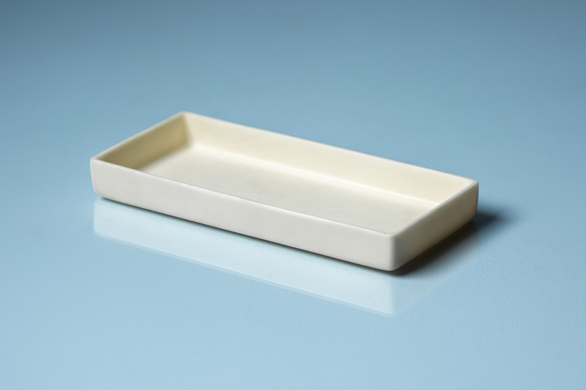 Alumina Rectanglular Tray