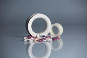 Alumina Ceramic Eyelets