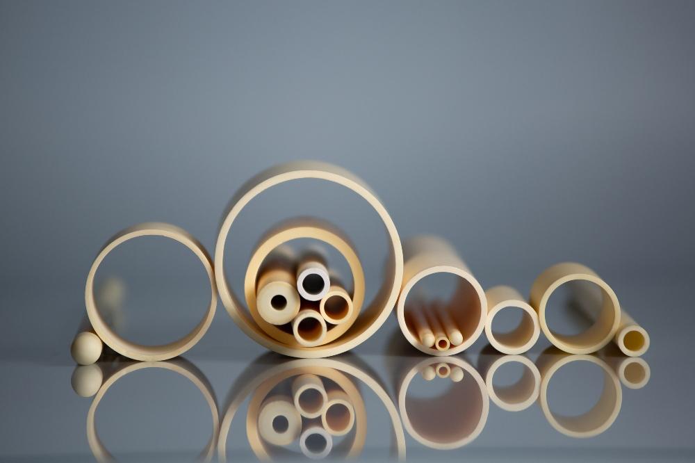 LSP Ceramics Alumina Tubes